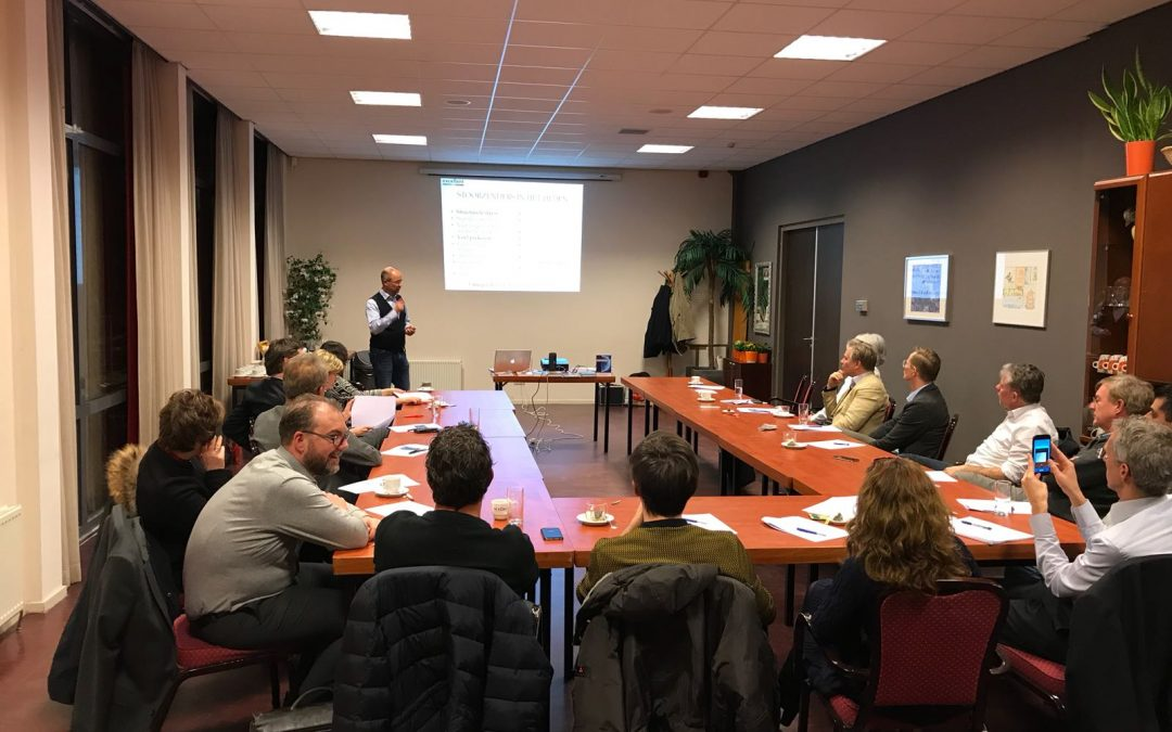Workshop Brein in bedrijf